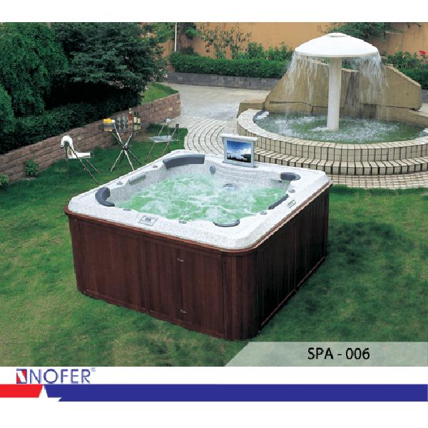 Bồn tắm massage Nofer SPA-006