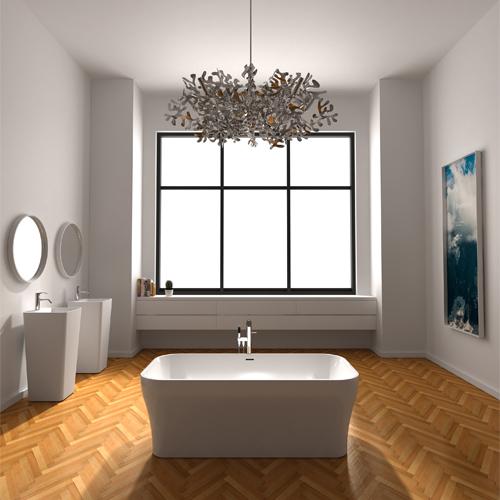 Bồn tắm LOUISE EU-6028