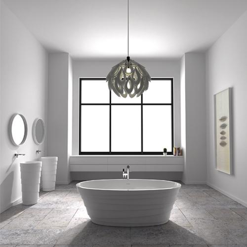 Bồn tắm LOUISE EU-6055