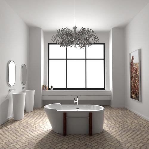 Bồn tắm ORCHID EU-6534C