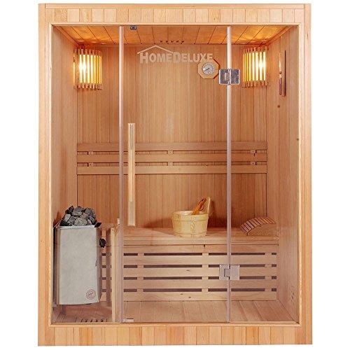 Phòng xông hơi khô gỗ thông ĐT – 1220