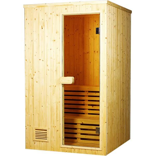 Phòng xông hơi khô gỗ thông ĐT-1313