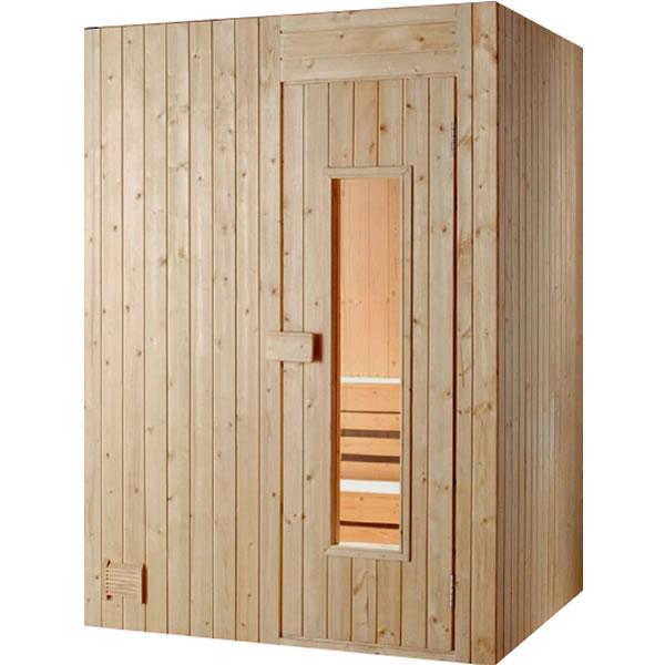 Phòng xông hơi khô gỗ thông ĐT-1212