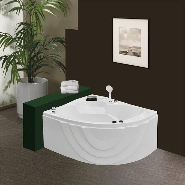 Bồn tắm massage Euroca EU1-1511