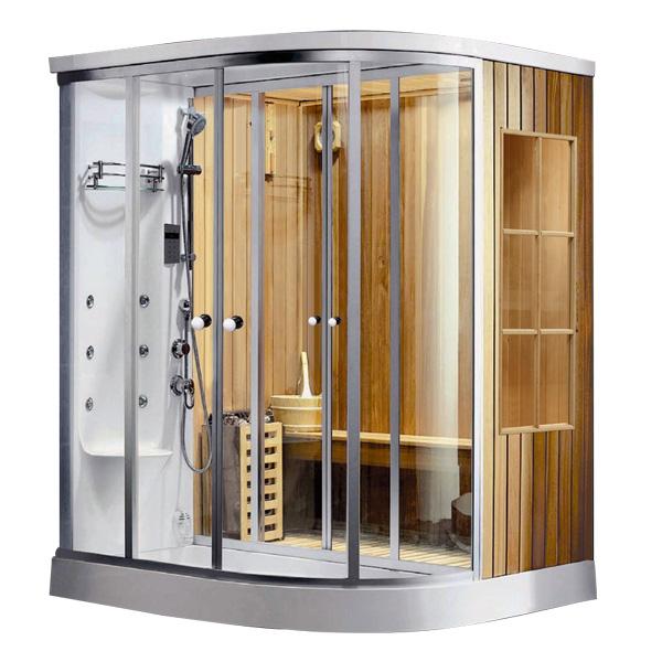 Phòng xông hơi khô ướt kết hợp Drasos HT-07