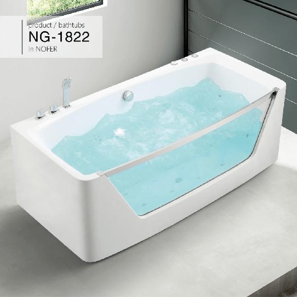 Bồn tắm nằm massage Nofer NG-1822