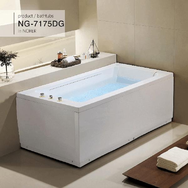 Bồn tắm nằm massage Nofer NG-7175DG