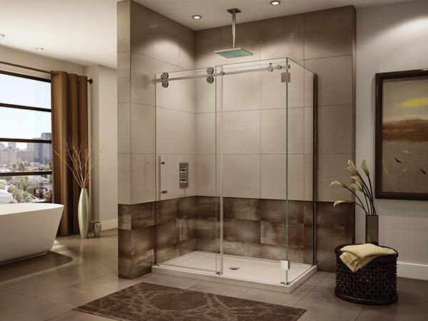 Báo giá vách kính nhà tắm cường lực cho gia đình, công trình