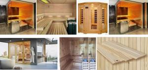 Thiết kế Lắp đặt máy xông hơi gia đình tại nhà, Spa, Gym giá rẻ uy tín trên toàn quốc