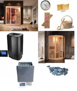 Thiết kế làm phòng xông hơi tại nhà tiết kiệm chi phí nhất