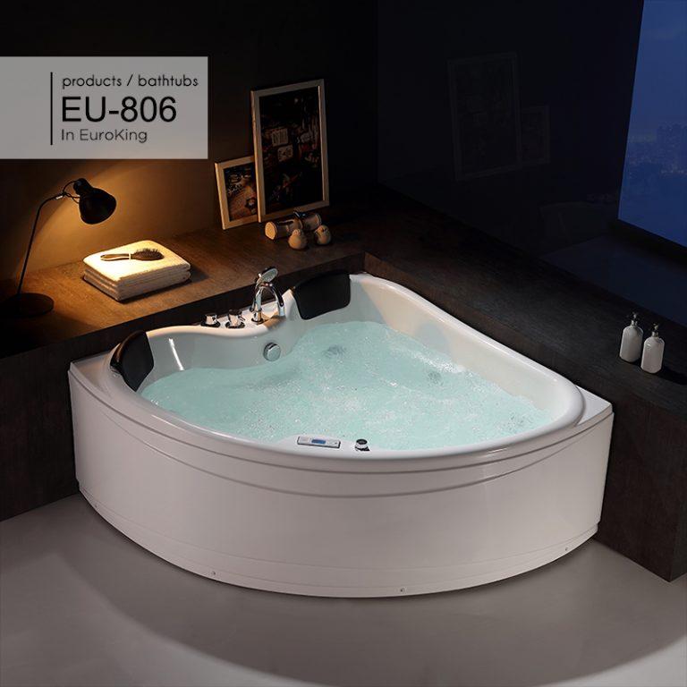 Bồn tắm massage Euroking EU-806