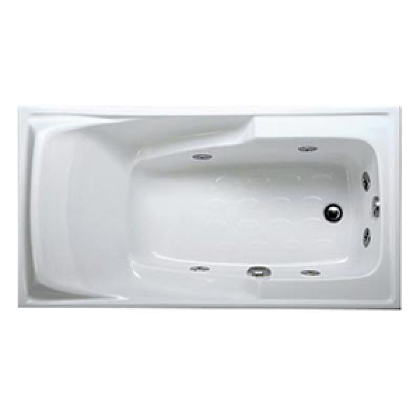 Bồn tắm xây massage Caesar MT0440