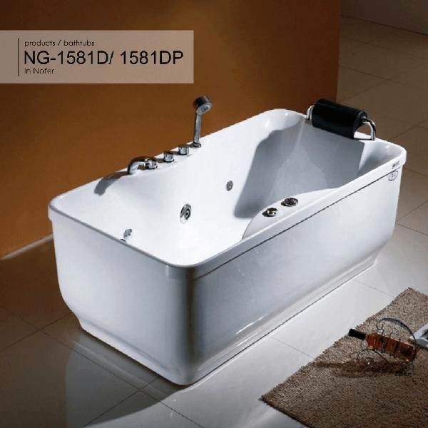 Bồn tắm massage Nofer NG-1581D