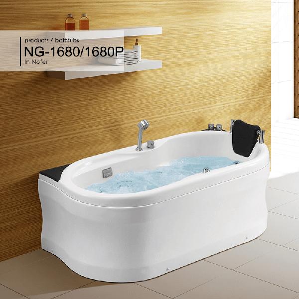 Bồn tắm massage Nofer NG-1680