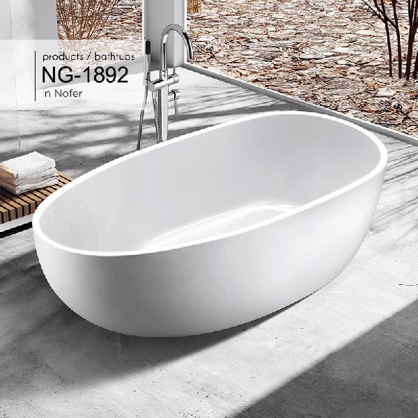 Bồn tắm nghệ thuật Nofer NG-1892