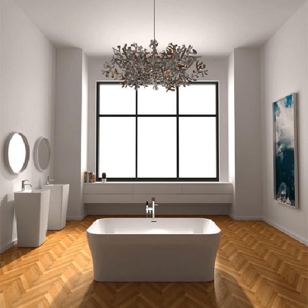Bồn tắm nghệ thuật Euroking EU-6028