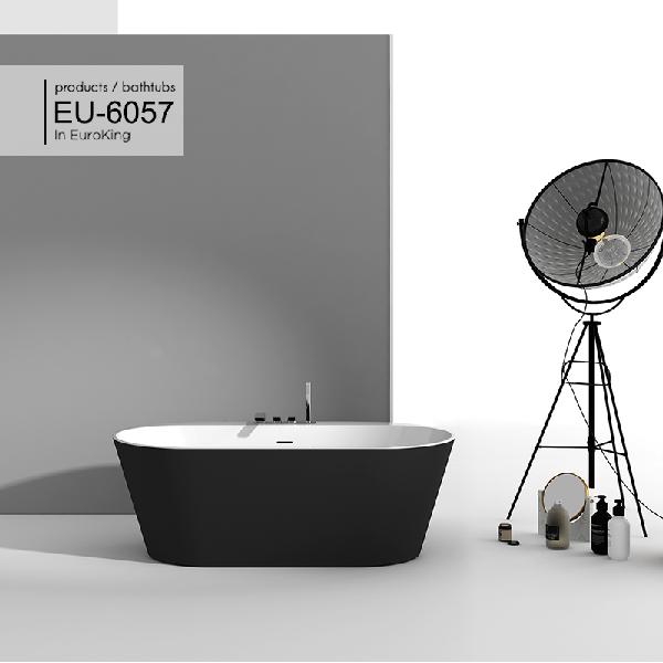 Bồn tắm nghệ thuật Euroking EU-6057