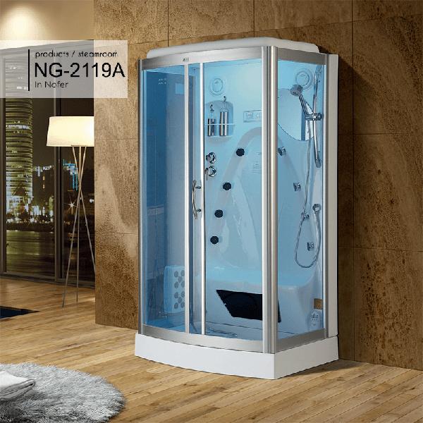 Phòng xông hơi Nofer NG-2119A
