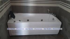 Đại Tín Spa – Hoàn thiện bồn tắm massage nhà Anh Vũ – Thủy Nguyên