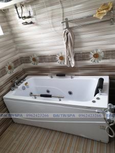 Đại Tín Spa – Hoàn thiện bồn tắm massage nhà Anh Hải – Thanh Hóa