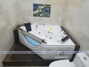 Đại Tín Spa – Hoàn thiện bồn tắm massage nhà Anh Đông – Tuyên Quang