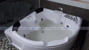 Đại Tín Spa – Hoàn thiện bồn tắm, máy xông hơi nhà Anh Toàn – Sơn La