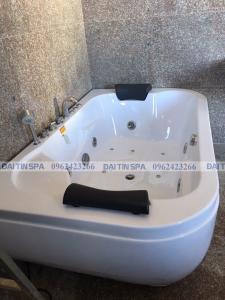 Đại Tín Spa – Hoàn thiện bồn tắm nhà Chị Vân – Phú Thọ