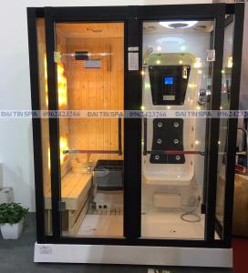 Top những mẫu bồn tắm, phòng xông hơi hiện đang được khách hàng lựa chọn nhiều nhất hiện nay