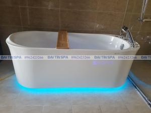 Đại Tín Spa – Hoàn thiện bồn tắm cho nhà chị Minh Anh ở Hải Phòng
